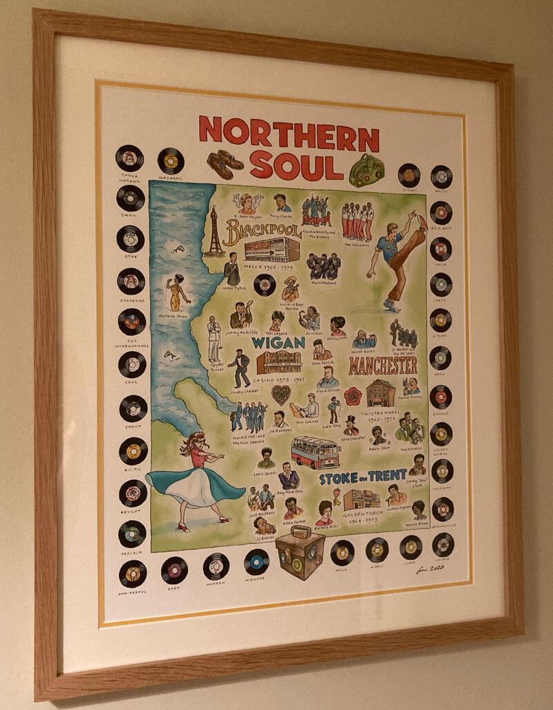 Northern Soul Venues